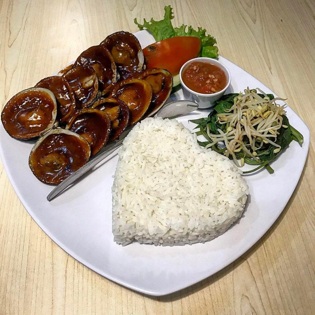 Nasi Kerang Bakar Continue reading rarr